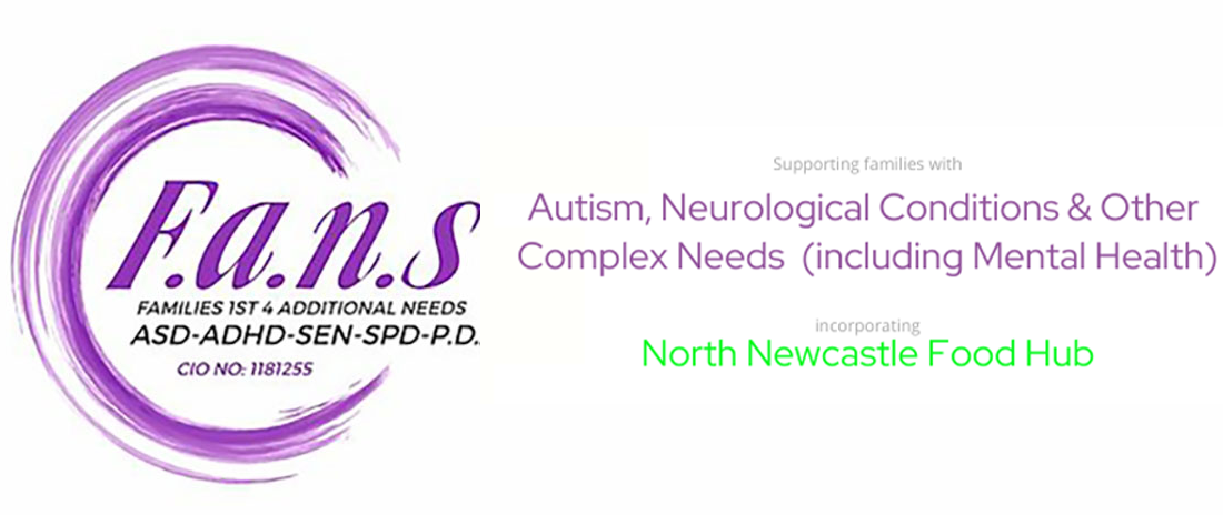 Families 1st 4 additional needs Logo